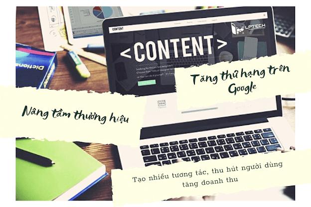 Lợi ích của Content chuẩn SEO là gì?