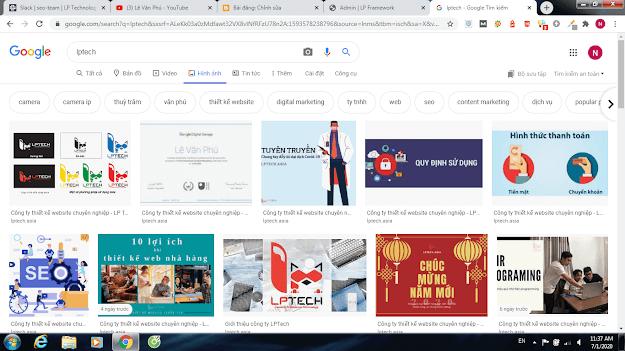 SEO hình ảnh trong Google Photos