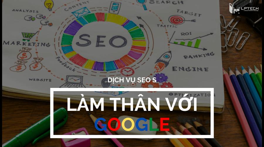 Làm thân với công cụ tìm kiếm Google