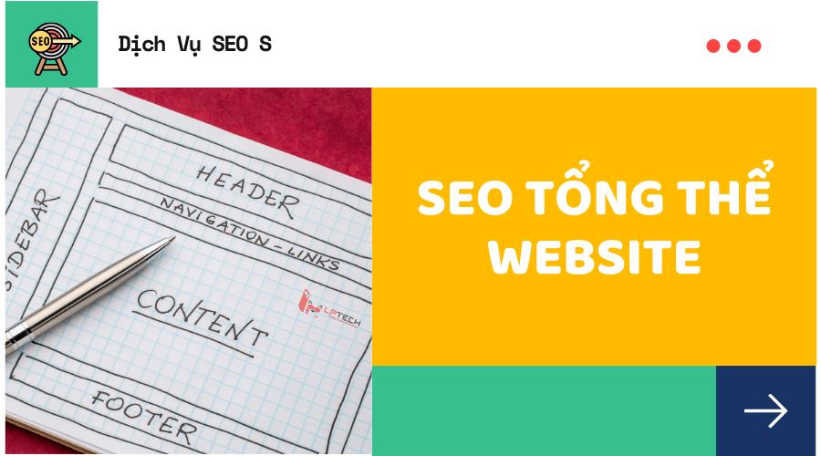 Chuyện nghề SEOer: Làm SEO tổng thể website
