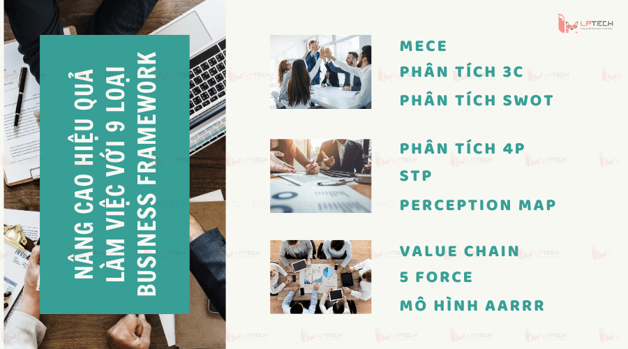 Nâng cao hiệu quả làm việc với 9 Business Framework