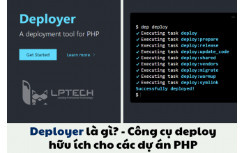 Deployer là gì? - Công cụ deploy hữu ích cho các dự án PHP