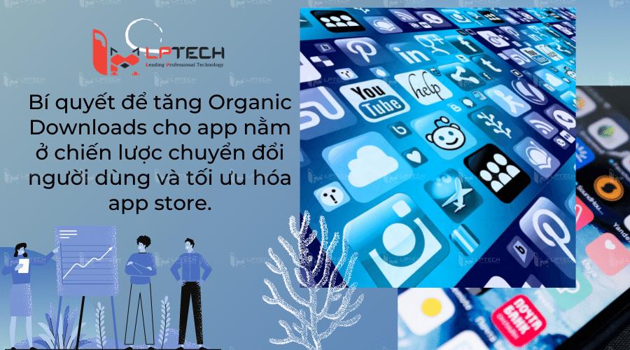 Tăng organic downloads cho app