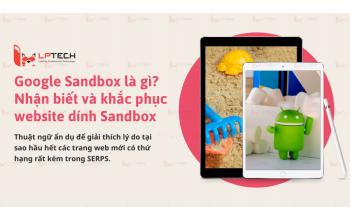 Google Sandbox là gì? Nhận biết và khắc phục website dính Sandbox