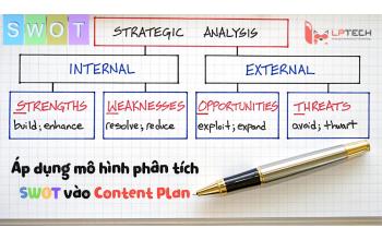 Áp dụng SWOT vào Content Plan