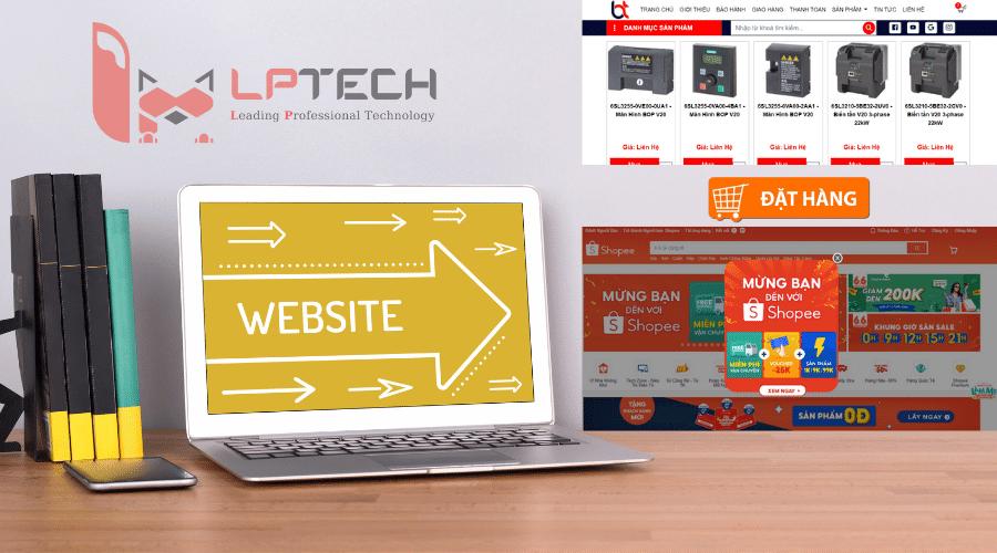 Khi nào nên thiết kế website bán hàng, khi nào thiết kế website thương mại điện tử?