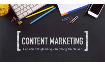 Nghệ thuật viết content: Tiếp cận độc giả bằng văn phong trò chuyện