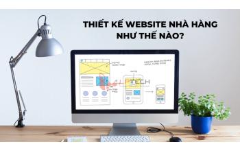 Thiết kế website nhà hàng như thế nào?
